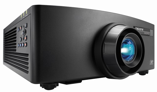 Christie GS-Serie 1-chip DLP Laser-Projektor DHD599-GS