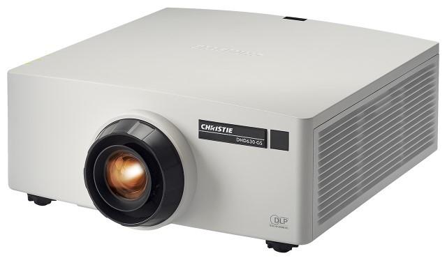 Christie GS-Serie 1-chip DLP Laser-Projektor DHD630-GS