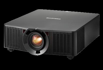 Christie H-Serie 1-chip DLP Projektor D12WU-H